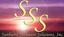 Sunburst Software Solution Logo