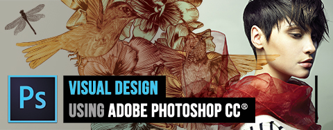 Visual Design using Adobe Photoshop