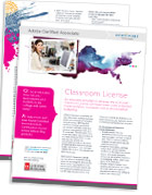 Adobe Certified Classroom License (PDF)