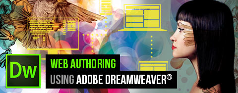 Web Communication using Adobe Dreamweaver