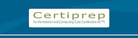 Certiprep for IC3