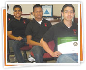 MOS Success Story - Whittier High School, California