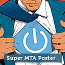 MTA Super IT Poster