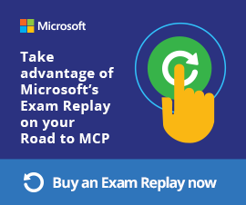 Microsoft Exam Replay