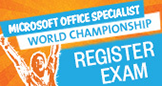 The Microsoft OfficeSpecialist WorldChampionship