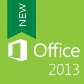 New! Office 2013 Certification