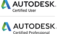 Autodesk Certified User | Autodesk Certified Professional