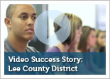 Lee County Certification Success Story