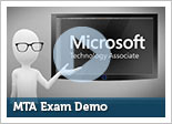 MTA Exam Demo