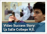 La Salle College High School MTA Success Story by Certiport