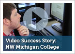 Northwestern Michigan College MTA Success Story by Certiport