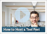 How to Host a Test Fest