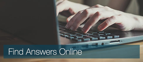 Find Answers Online
